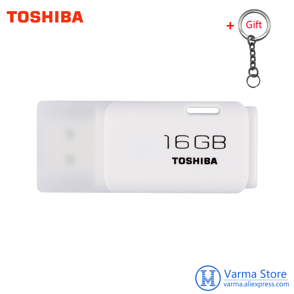 Toshiba Usb Flash Drive 128gb 64gb 32gb 16gb 8gb Usb20 Transmemory Disk 32 Gb Hayabusa Original 20 Pen U202 16 Stick