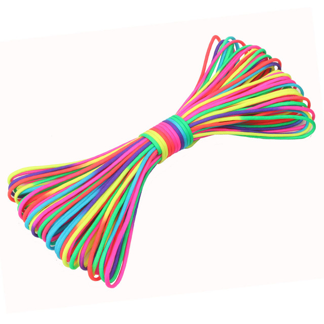 Colorful Seven-Strands Paracord
