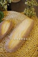 в продаже 9.5 дюйм хлеб сахарной пудрой искусственный хлеб самый популярный подарок 2 шт./лот бесплатная доставка