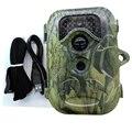 Câmera Digital 12MP Câmera Infravermelha de Caça Scouting Trail Camera 940NM Invisível 2.4 'LCD Caçador Cam S660