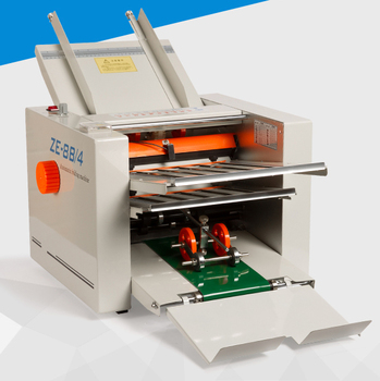 Spare parts for ZE-8B/4 paper folding machine