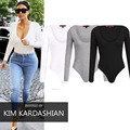 2017 Kardashian Bandage Fitness Sexy Bodysuit Women Autumn Winter Bodysuits Female Body With Long Sleeves Bodycon Short Jumpsuit