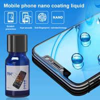 Nano liquide verre trempé pour tous universel iPhone X XS Max XR Xiaomi protecteur d'écran hi-tech couverture complète anti-rayures HD Fil