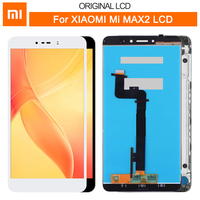 Xiaomi max 2 lcd display MI MaX2 2160*1080 6.44 inch touch screen with frame digititzer assembly replacement for xiaomi mi max 2