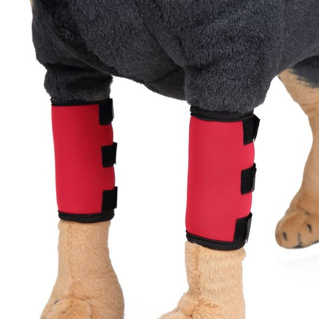 2018 Dog Leg Protection Brace Prevents Injuries Front Leg Brace Paw
