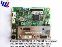 Оригинальный Для IPS224TA LG IPS224T привод доска IPS224T-WN MAZ634300 EAX65118802, только может работать для IPS224T IPS224T-WN