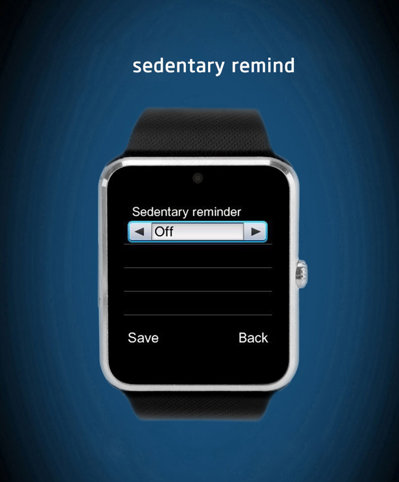 smart watch gt08 android