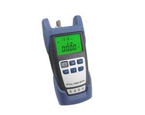 Image 3 - 2 in 1 Fiber optic tool kit 30MW VFL fiber optic visual fault locator and  70~+10bdm fiber optic laser power meter Free shipping