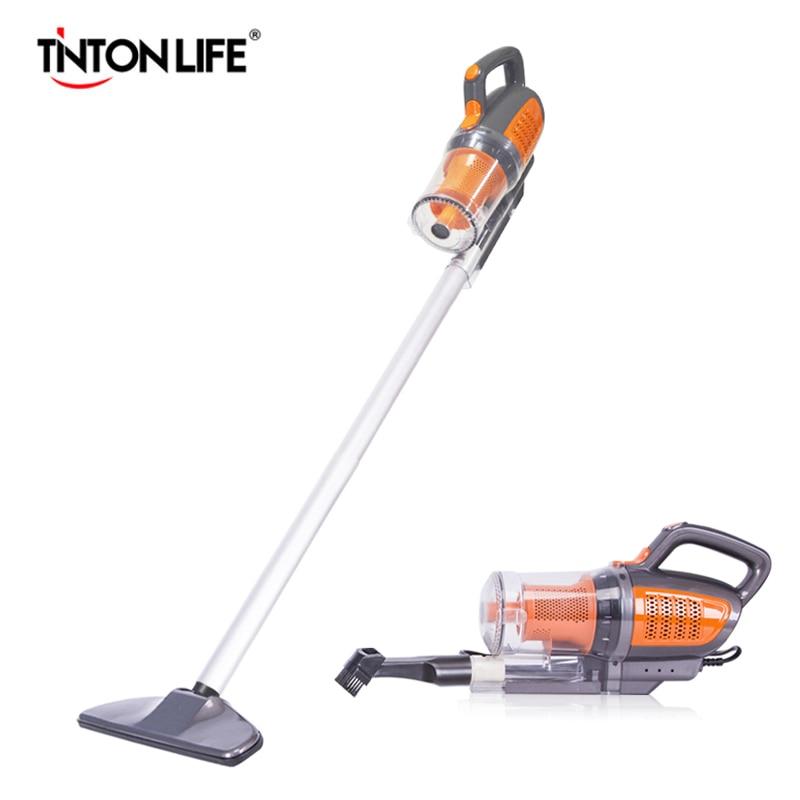 TINTON VITA Portatile Vacuum Cleaner Casa Portatile Collettore di Polveri