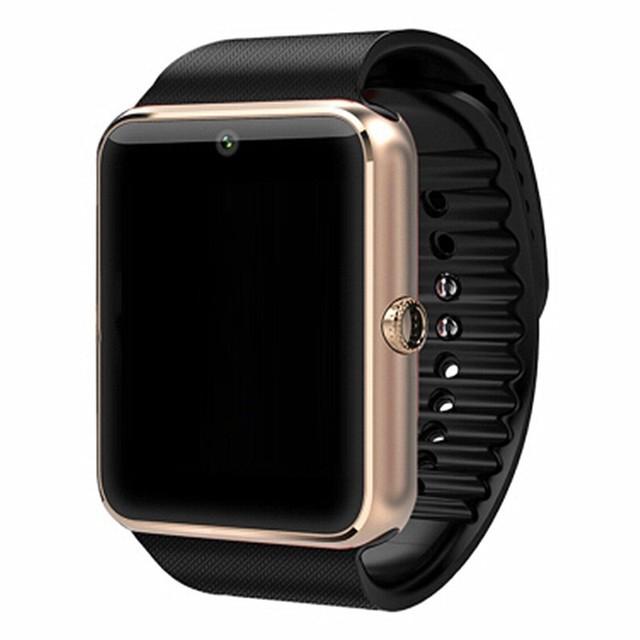 Smartwatch Bluetooth Smart watch Wristwatch for Apple iPhone IOS Android Phone Intelligent Clock Sport Watch PK GT08 DZ09 F69 U8