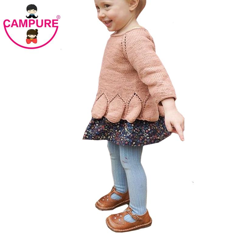 ad1baa3b5f43a Campure Brand Baby Girl Sweater Bobo Style New 2016 Autumn Fashion 1 ...