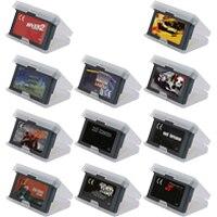 Video Game Cartridge 32 Bits Game Console Card Racing Games Series US/EU Version English Language