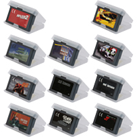 Video Game Cartridge 32 Bits Game Console Card Racing Games Series US EU Version English Language