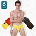 New Arrival High Quality Sexy Men's  Man Mesh Underwear Multi-color Breathable Men  Mens Ice Silk Slip Underwears