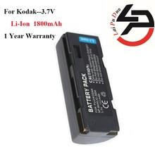 Высококачественный 1800 mAh Сменный аккумулятор для Kodak NP-80 NP80 NP 80 KLIC-3000 BP-1100R 2900z 4900 4800
