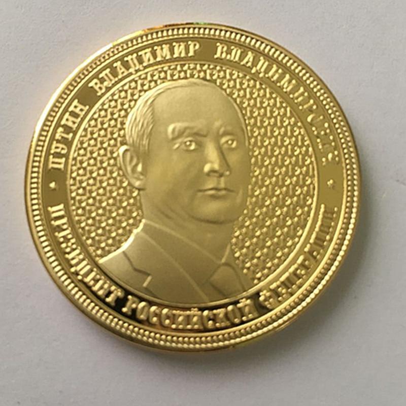 2 հատ Ռուսաստանի նախագահ Պուտինը - Տնային դեկոր - Լուսանկար 6