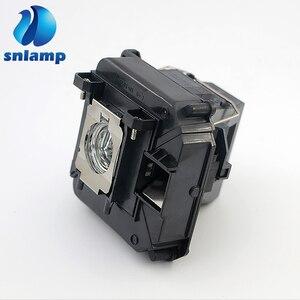 Image 5 - Snlamp החלפת מנורת מקרן עם דיור ELPLP68 V13H010L68 הנורה עבור EH TW5900 EH TW6000 EH TW6000W HC3010E