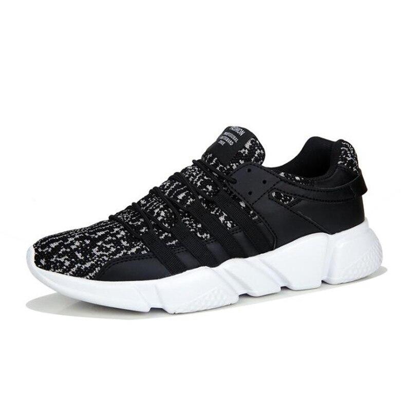 Tenis Black Plat Chaussures D'été Sneakers Maille Mâle Hommes Marque Appartements Respirant red 2018 Mode Pour Mens Lecteur Casual 1HZaqWw