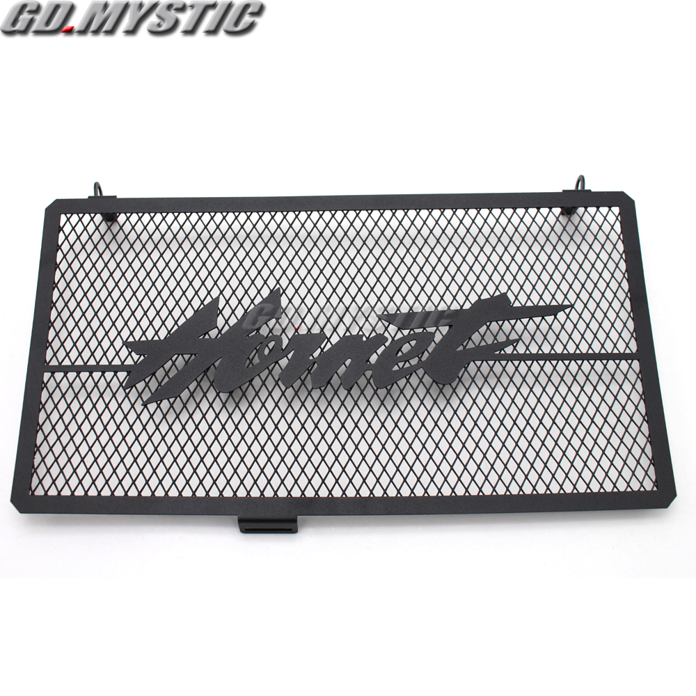 Motorcycle Grille Radiator Cover Guard Protector Protection Coolant System Net For Honda CB600F Hornet 600 1998 2006 1999
