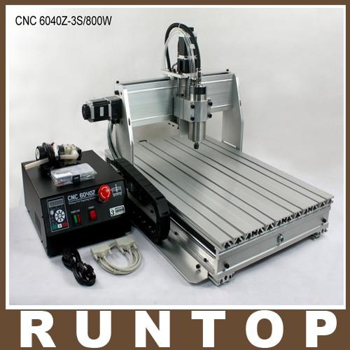 800W Three axis CNC Router Engraver Engraving Milling Drilling Cutting font b Machine b font CNC