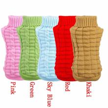 Angelic chihuahua winter sweater in different colors