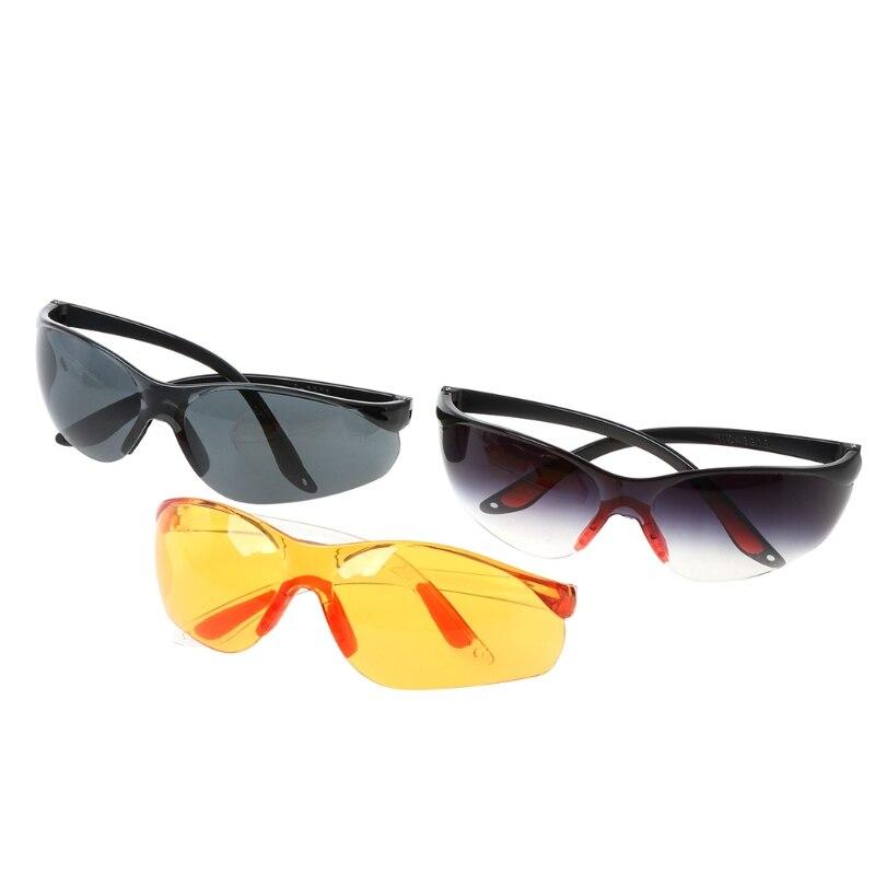 Gehorsam Radfahren Sonnenbrillen Outdoor Brille Winddicht Sport Mtb Schutz Uv400 Durchsichtig In Sicht
