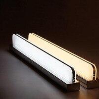 L Led special lights cross border for modern minimalist acrylic bedroom bathroom mirror lamp bathroom lamps led