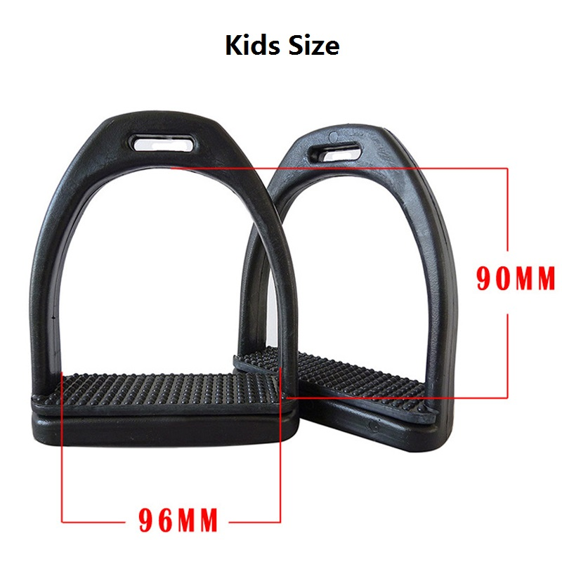Image 3 - High Quality Plastic stirrup with Rubber Treads anti slip pad ,size:Kids/Adults Size,Horse product-in Iding Crops & Spurs from Sports & Entertainment
