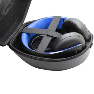 Image 2 - POYATU Portable Full Size Case Bag For SONY Gold Wireless Playstation PS3 PS4 7.1 Virtual Surround Headphones Headset Carry Box