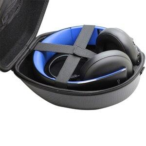 Image 2 - Портативный полноразмерный чехол POYATU для SONY Gold Wireless Playstation PS3 PS4 7,1, виртуальный объемный чехол для наушников, гарнитура, переносная коробка