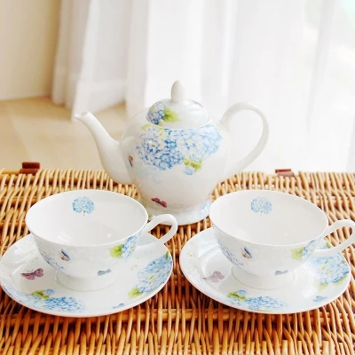 Ceramic gift coffee cup set coffee set English black tea cup
