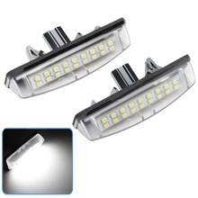 Special for automobile License plate lamp Lexus IS200 IS300 LS430 LED