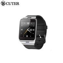 """Heißer Verkauf Wasserdichte Aplus GV18 Smart Watch Phone 1,55 """"GSM NFC Kamera sim-karte Bleutooth Smartwatch für iPhone Android-Handy"""