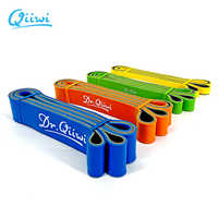 Dr. qiiwi 210 cm Gummi Elastischen Widerstand Bands Set Yoga Übung Bands Schleife für Training Fitness Gum Ausrüstung Körper Stretch