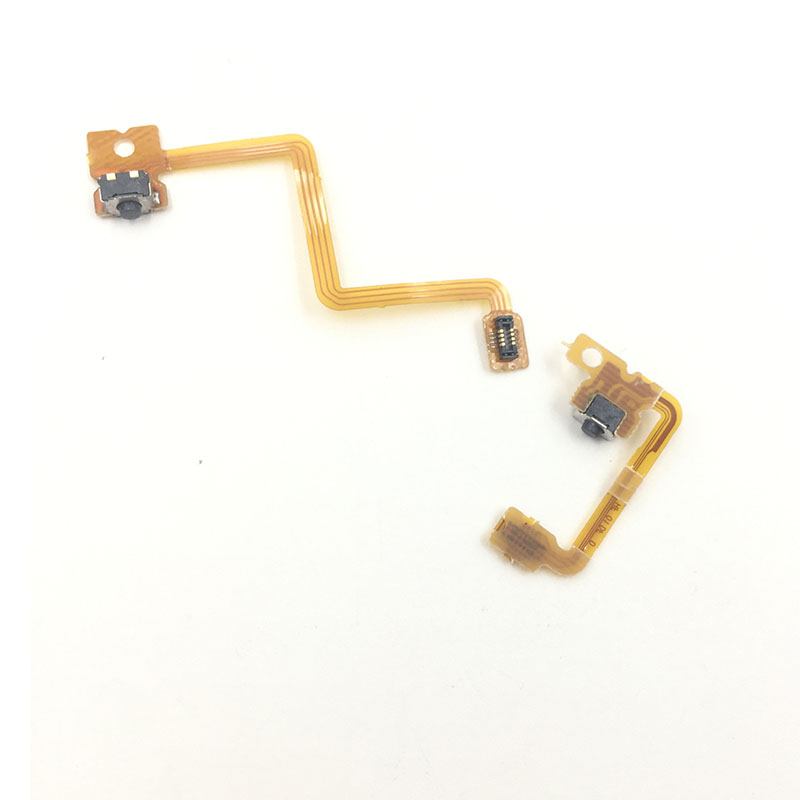 1SET  Shoulder Trigger Button Left Right Flex Cable For Nintendo 3DS Repair L/R Switch