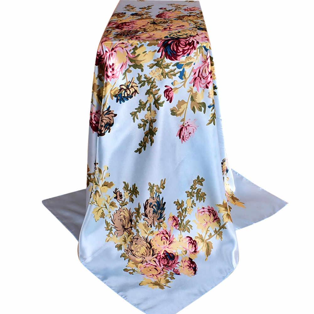 Áo Nữ Thời Trang In Hình Lụa Mềm Mại Khăn Choàng Len Khăn Quàng Khăn Quàng Cổ Khăn Choàng Khăn Choàng Cổ Nữ Snood Foulard