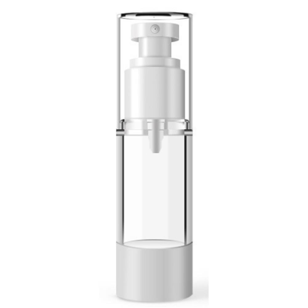 New 15ml-100ml Plastic Cosmetic Bottle Refillable Bottles Emulsion Spray Transparent Airless Pump Vacuum Container