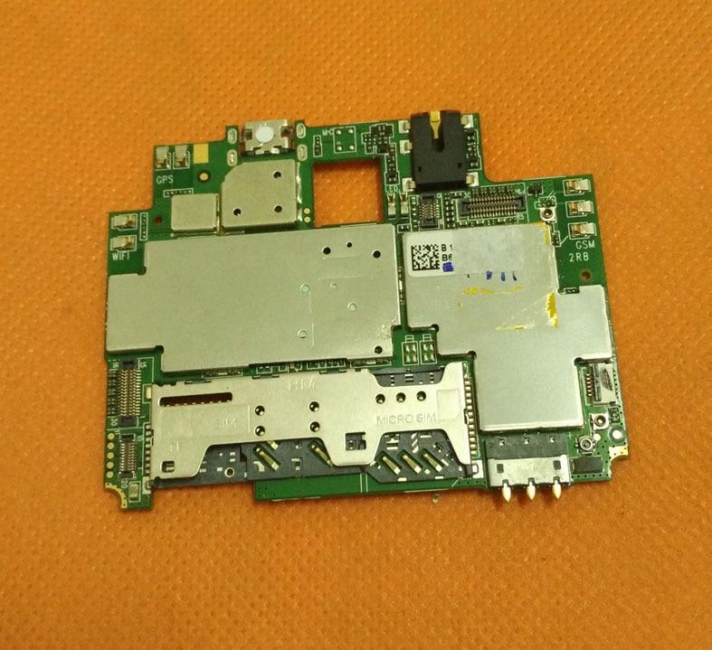 Original Mainboard 3G RAM+16G ROM Motherboard For Mlais M7 Plus 4G FDD LTE MTK6753 Octa Core 5.5'