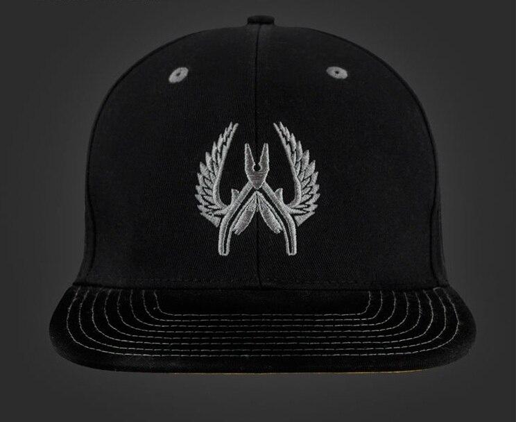 Contre-grève: Global Offensive CSGO chapeau casquette Snapback broderie Logo cosplay Costumes casquette de Baseball voyage en plein air pique-nique chapeau