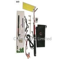 224 cái LEDs COB 12 V LED Telescopic Fishing Rod Cắm Trại Ngoài Trời Chuyến Đi Đường Đèn Đường
