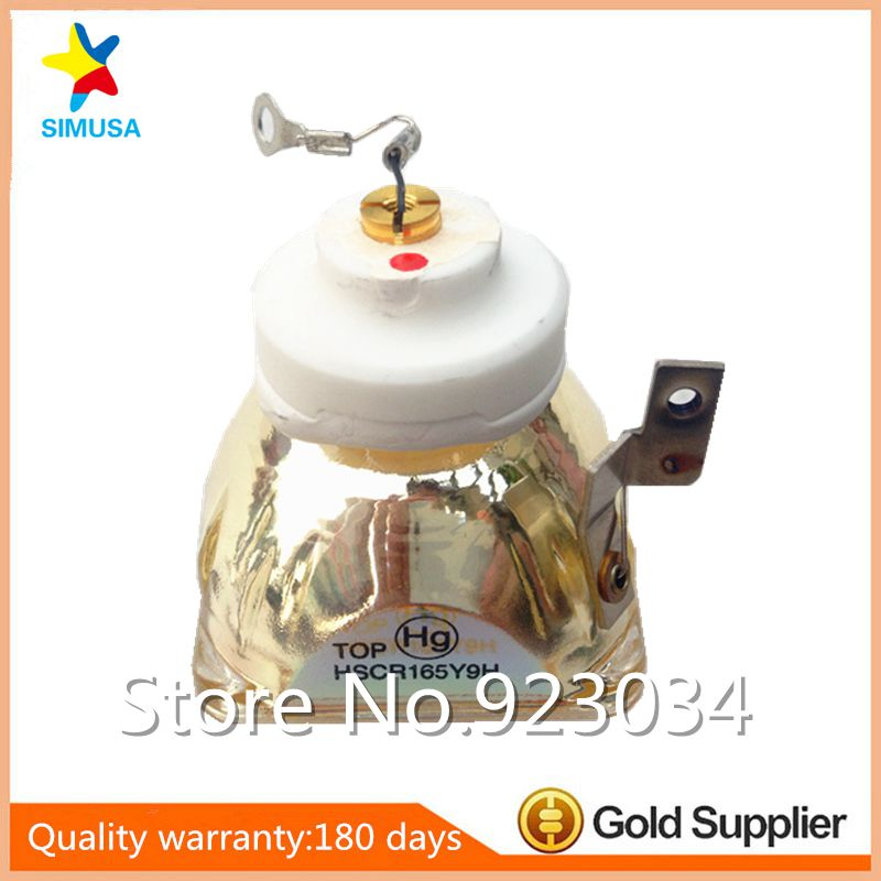 Original bare projector lamp bulb LMP-C163 for  VPL-CS21/VPL-CX21 original projector lamp cs 5jj1b 1b1 for benq mp610 mp610 b5a