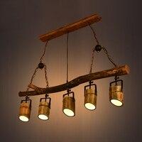 industrial wind Pendant Lights attic retro lighting creative personality restaurant network gamma clothing store lamp LU71477