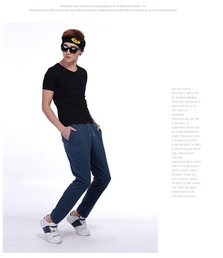 c0c685abe0 Harem Pants New Style Fashion 2016 Casual Skinny Sweatpants Pants ...