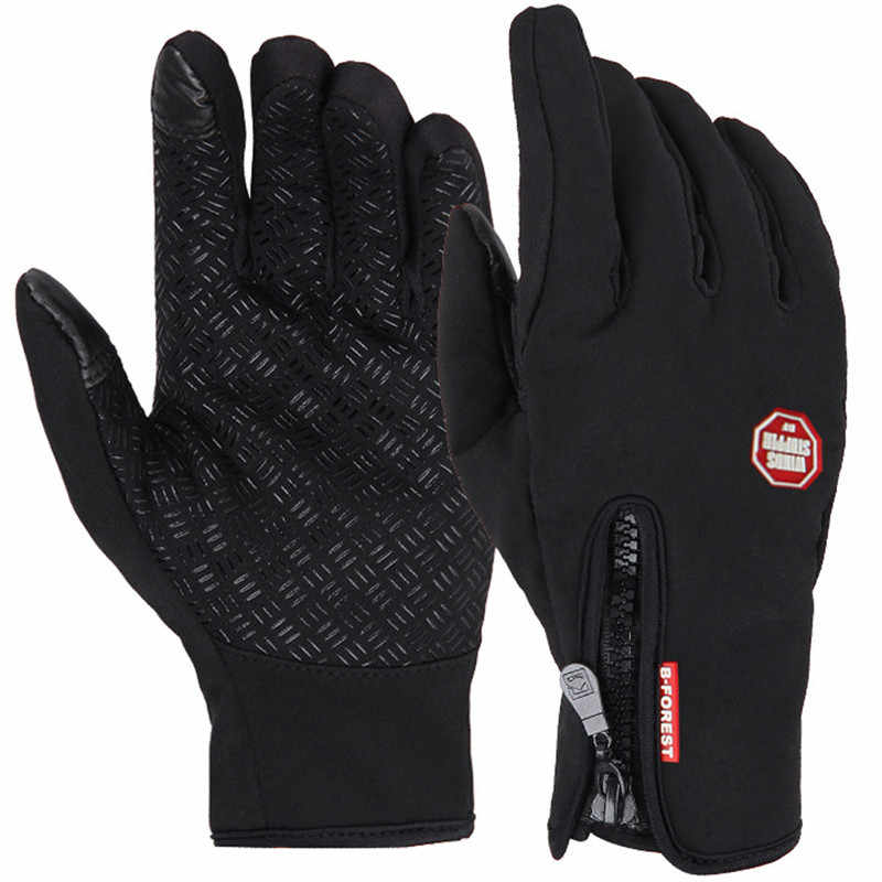 Winddicht Outdoor Sport Skiën Touchscreen Handschoen Mountaineering Military Motorcycle Racing Handschoenen S-XL