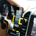Universal Car air vent mount stand cradle support telephone mobile car phone holder for iphone Sansumg