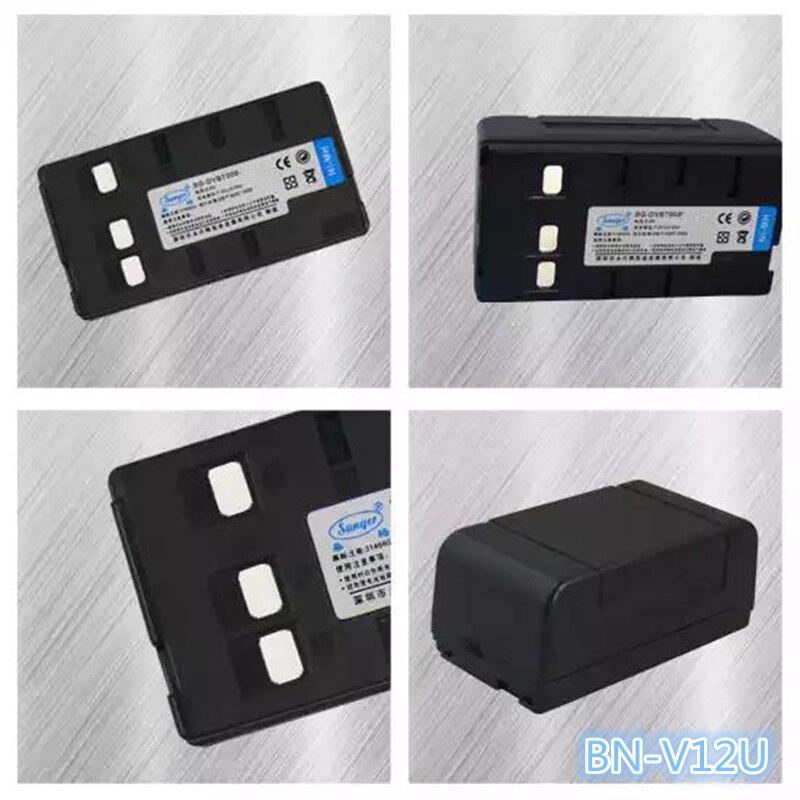 BN-V11U BN-V12U NI-MH Batteries pack BN V10U V11U V12U V20U V22U Digital Camera Battery BN-V25U For JVC SXM920U SXM745U SXM515U