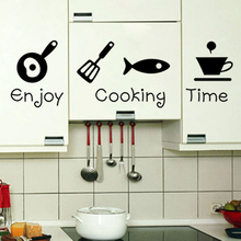 New Design Creative DIY Wall Stickers Kitchen Decal Home Decor