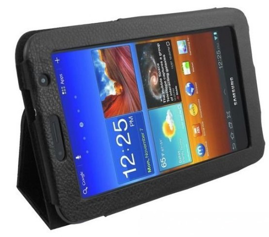 For Samsung Galaxy Tab 2 GT-P3110 / GT-P3113 7 inch Leather Stand Case