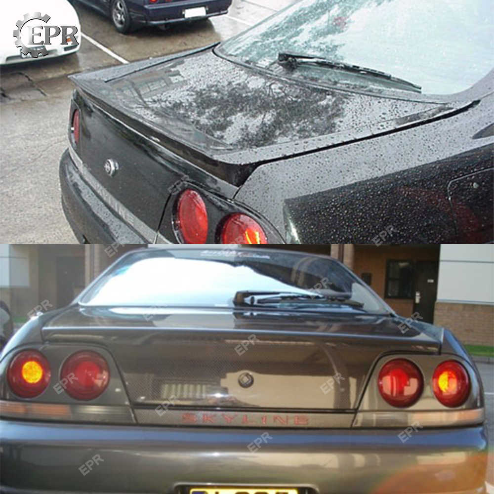 Detail Feedback Questions about For Nissan GTR GTS R33