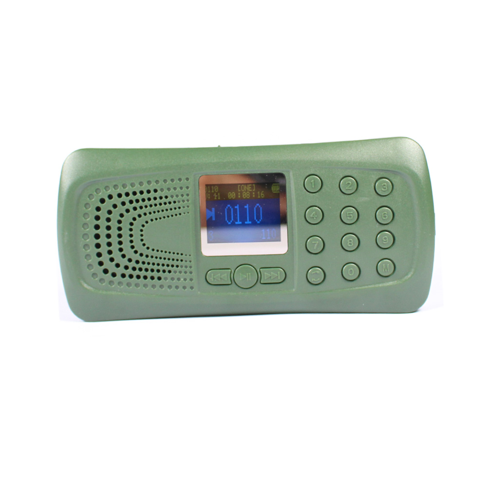 Hunting Bird caller MP3 player Digital bird sound caller Game Hunting Decoy CP 387